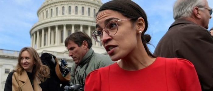 Alexandria Ocasio-Cortez Proposes 70% Taxation To Fund 'Green New Deal' (Video)