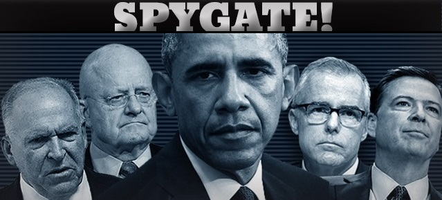 Former Secret Service Agent on Spygate: Obama, Mueller & The Biggest Spy Scandal in American History (Video)