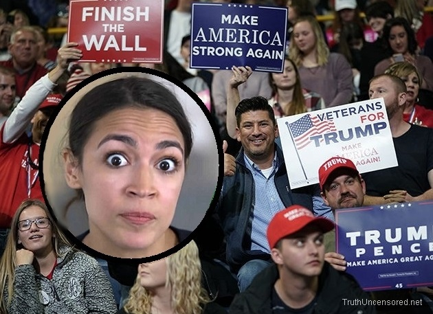 Ocasio-Cortez Says Illegal Immigrants Act 'More American' Than Trump Supporters (Video)