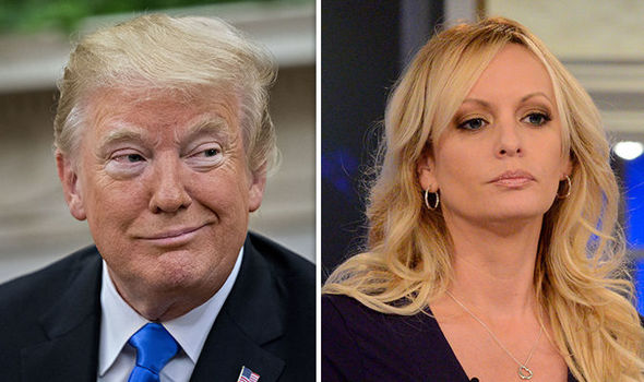Judge Hints He May Toss Stormy Daniels' Lawsuit Against President Trump