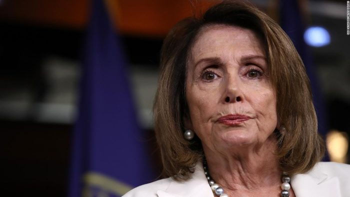 Nancy Pelosi Deletes Sympathetic Tweet For Jussie Smollett