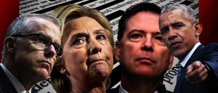 Judicial Watch: Docs Reveal FBI Cover Up of 'Chart' of Violations of Law by Hillary Clinton (Video)