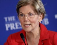 Elizabeth Warren: Reparations for Native Americans Should Be 'Part of the Conversation' (Video)