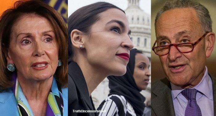 Alexandria Ocasio-Cortez Puts the Democrat Establishment on Notice: 'We're in Charge'