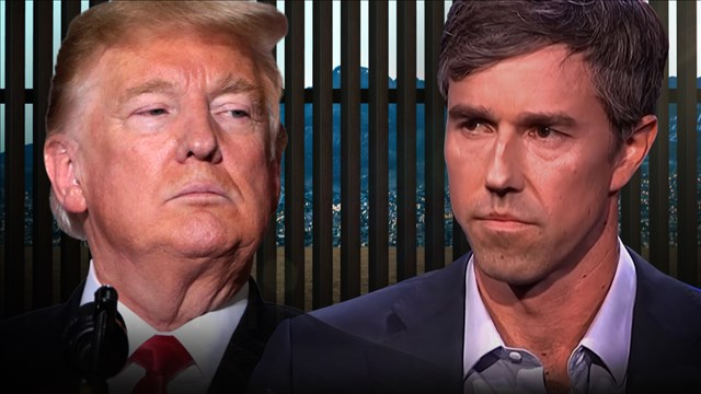 Beto O'Rourke: I Would Absolutely Take Down The US Mexico Border Wall (Video)