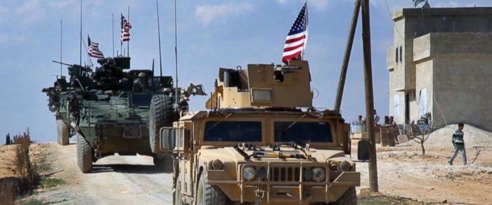 Unites States to Keep 'Peacekeeping' Troops in Syria