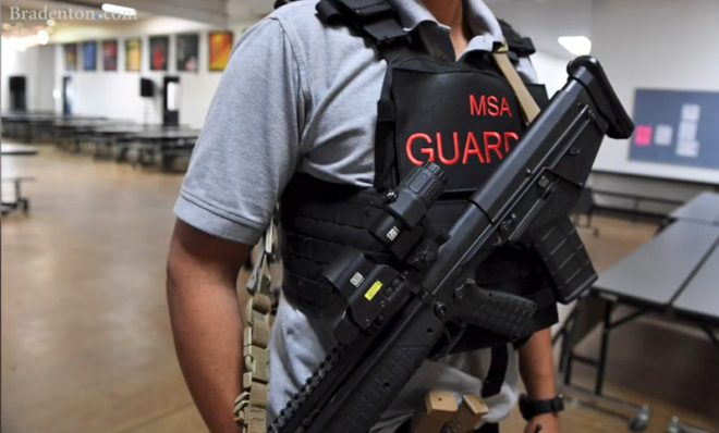 School Takes Proactive Measures: Hires Two Former Combat Veterans To Protect Students (Video)