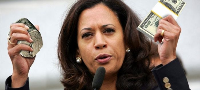 Kamala Harris: 'Of Course We Can Afford' Trillions For The Green New Deal (Video)