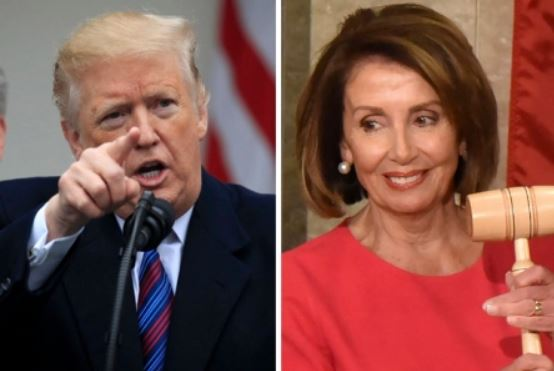 Nancy Pelosi Begins Resolution Process to Terminate Trump's Emergency Declaration