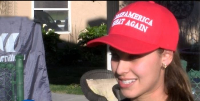 California High School Student Banned From Wearing MAGA Hat On Campus (Video)