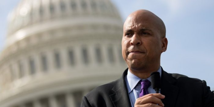 Booker: Republicans Stole Supreme Court Seat, Proposes 'Term Limits' For Justices (Video)