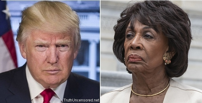 Maxine Waters: No Evidence… But Russian Money Was Funneled Into Trump's Election and NRA (Video)