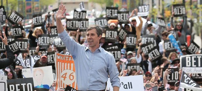 'Beto' O'Rourke: El Paso is Safe Because of Immigrants, Asylum Seekers (Video)