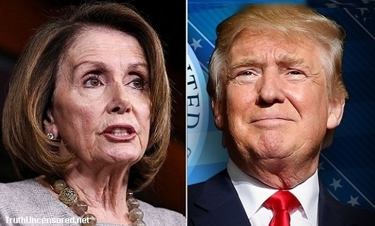 Pelosi Furious Over Trump's Plan to Release Immigrant Detainees into Sanctuary Cities (Video)