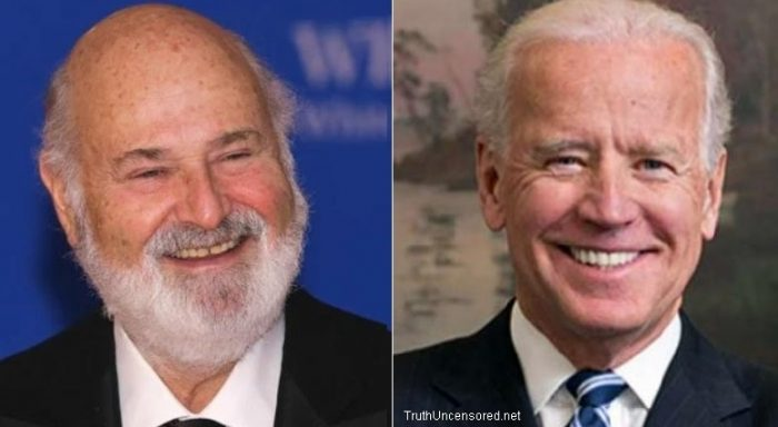 Rob Reiner Endorses Biden: He'll 'Restore Our Souls and Standing as Leader of the Free World'