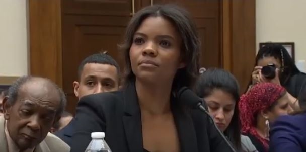 EPIC! Candace Owens At 'White Nationalism' Hearing: Biggest Scandal is Dems Keeping Minorities 'Perpetual Victims' (Video)