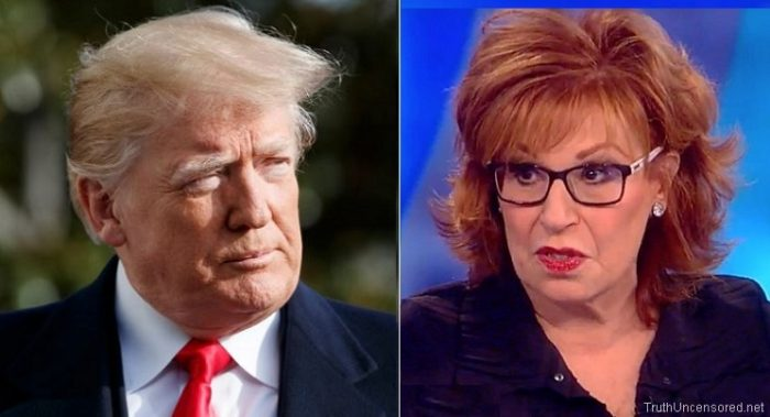 "Joy Behar Blames Trump For Synagogue Shooting: ""Mr. President, You Are the Culprit!"" (Video)"