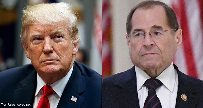 Jerry Nadler: We Will Be Investigating Trump's 'Contempt for Law' (Video)