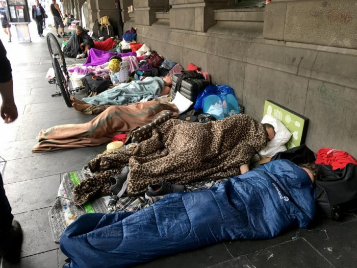 NYC Homelessness Sets Record Highs as de Blasio Fails to Address Urgent Housing Needs (Video)
