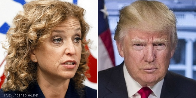Debbie Wasserman Schultz: Trump Colluded With Russia And Obstructed Justice To Cover It Up (Video)