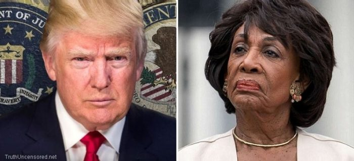 Maxine Waters: Trump's Immigration Policy Favoring Skilled, English Speaking Workers is 'Very Racist' (Video)