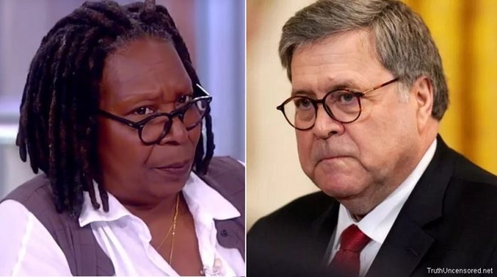 Whoopi Goldberg: There is Evidence Proving AG Barr is Lying for Trump – There's a Coup Happening (Video)