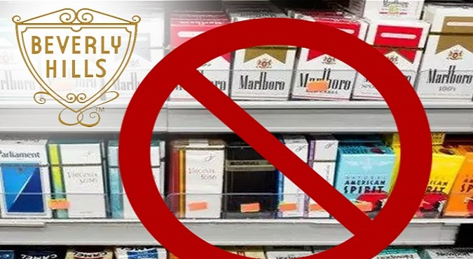 Beverly Hills Becomes The First U.S. City To Ban Tobacco Sales