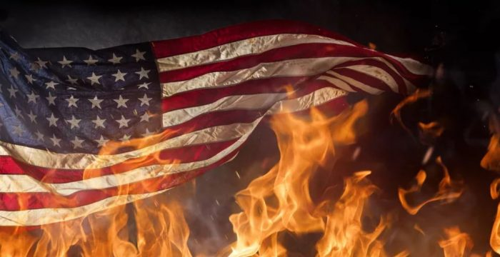 Cleveland To Pay $225,000 To Protester Who Burned The American Flag