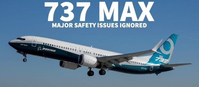 Boeing Hit With Pilot Class-Action Lawsuit For 'Unprecedented Cover-Up'