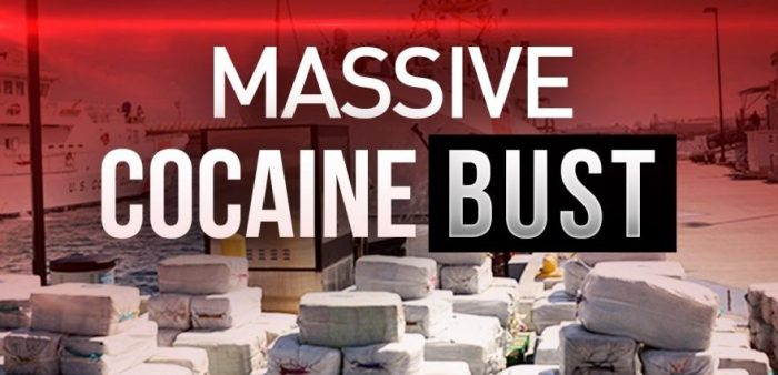 Historic Drug Bust: Feds Seize 16 Tons Of Cocaine Worth $1 Billion At Philadelphia Port
