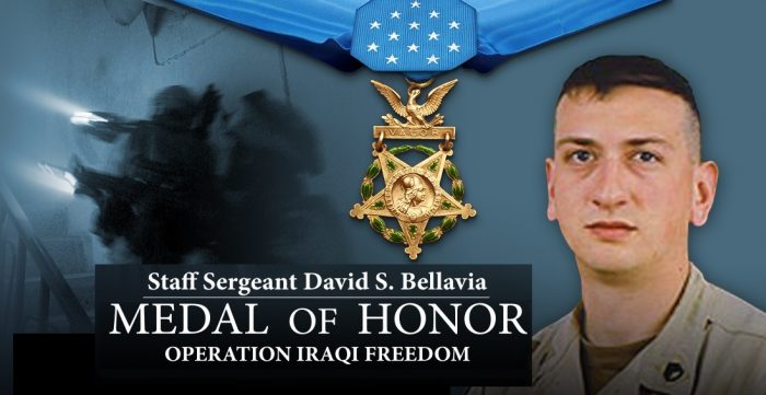 Trump To Award Army Veteran First 'Living' Recipient Of Medal Of Honor For War In Iraq