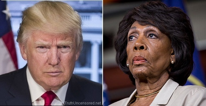 "Maxine Waters To Trump: ""Just Resign And Save Us The Trouble"" (Video)"