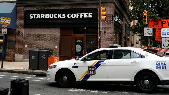 "Police Asked To Leave Arizona Starbucks Because Customer ""Did Not Feel Safe"" (Video)"