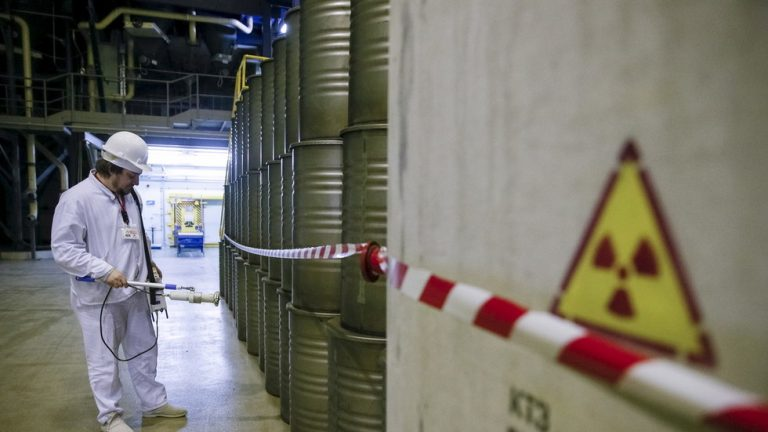 South Carolina nuclear fuel plant has a Sinister Secret that The American People Need to Know