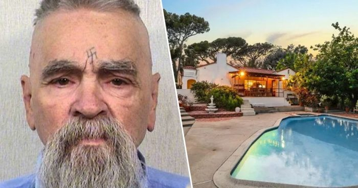 Charles Manson's infamous murder house sold to Ghost Adventures star Zak Bagans