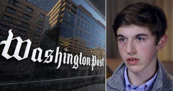 $250 million Sandmann lawsuit against Washington Post dismissed by federal judge