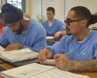 California's Prison Inmates Are Getting Bachelor's Degrees