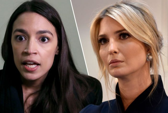 AOC Slams Ivanka Trump For Attending G20, Interacting With Foreign Leaders