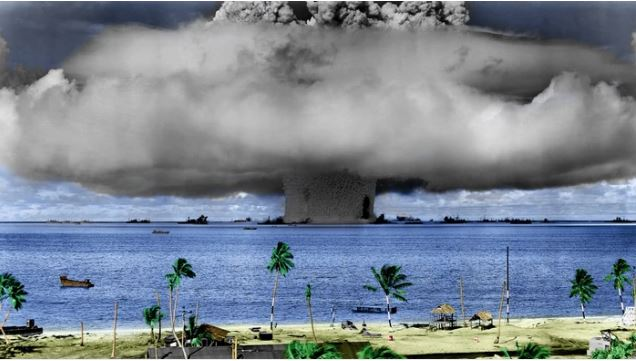 Thanks To Nuclear Bomb Tests Bikini Atoll Is More Radioactive Than Chernobyl
