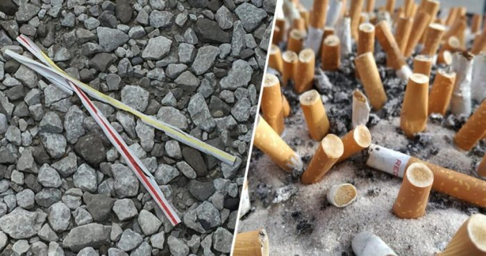 Cigarette Butts: Most Littered Item Worldwide And More Harmful Than Plastic Straws