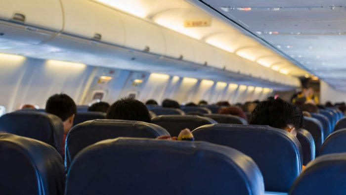 Airline Apologizes After Tweeting Which Seats You're Less Likely To Die In
