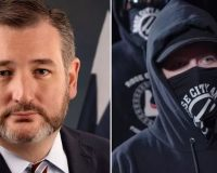 Sen. Cruz Introduces Measure To Designate Antifa A 'Domestic Terrorist Organization'