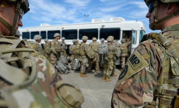 Trump Sending 2,100 Additional Troops To The U.S. Border With Mexico