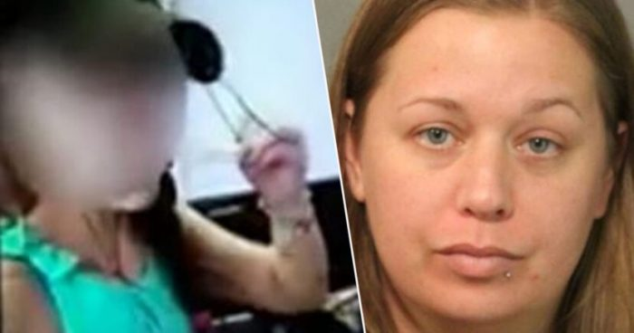 Florida Mother Charged With Felony After Posting Video Of Daughter Licking Medical Supplies (Video)