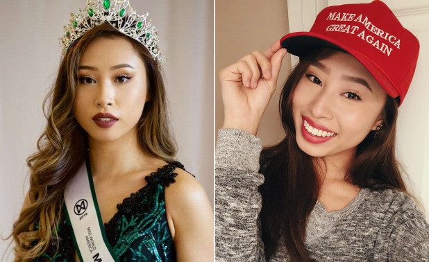 Miss Michigan Stripped Of Title After 'Racist' And 'Insensitive' Tweets Surface