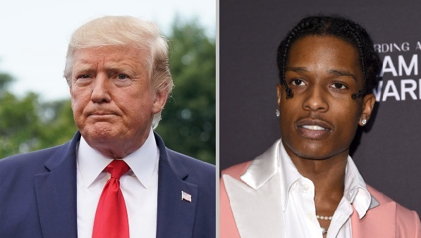 Trump Offers To 'Personally Vouch' For American Rapper A$AP Rocky's Bail In Sweden