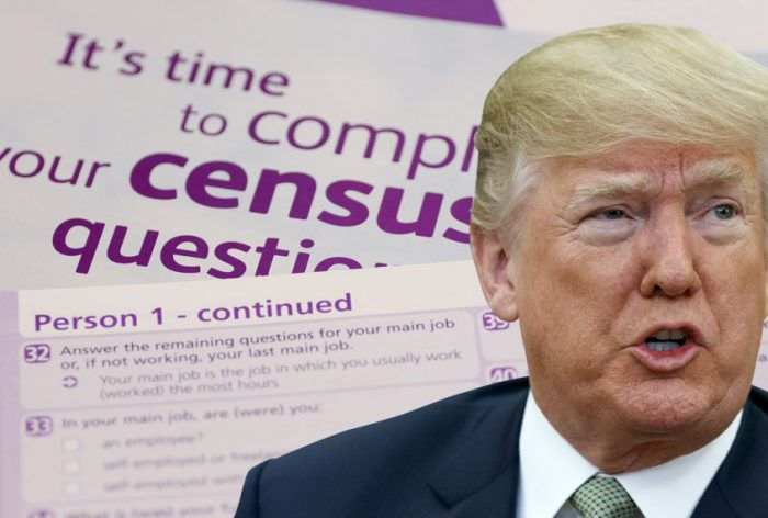 Trump Considers Using Executive Order To Add Citizenship Question To 2020 Census