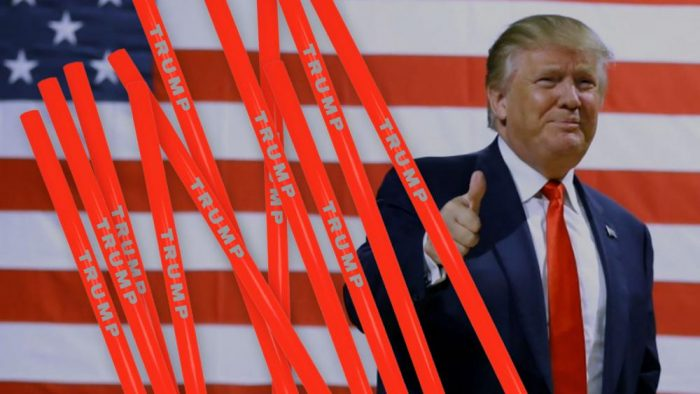 Trump Campaign Earns Half A Million From Selling Straws