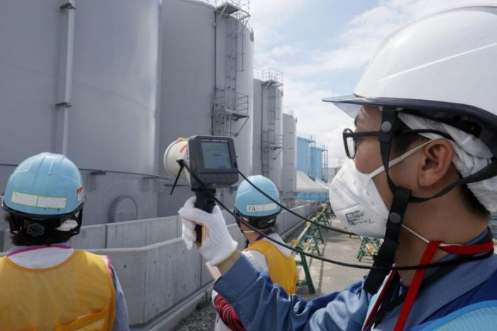 Fukushima is running out of room to store its tons of radioactive water