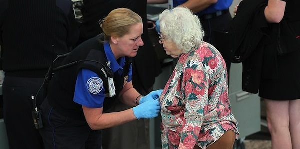 "Appeals court rules travelers can sue TSA over ""abusive conduct"" by screeners"